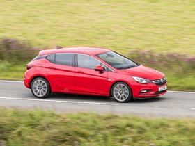 Ver foto 10 de Vauxhall Astra 2015