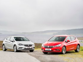 Ver foto 4 de Vauxhall Astra 2015