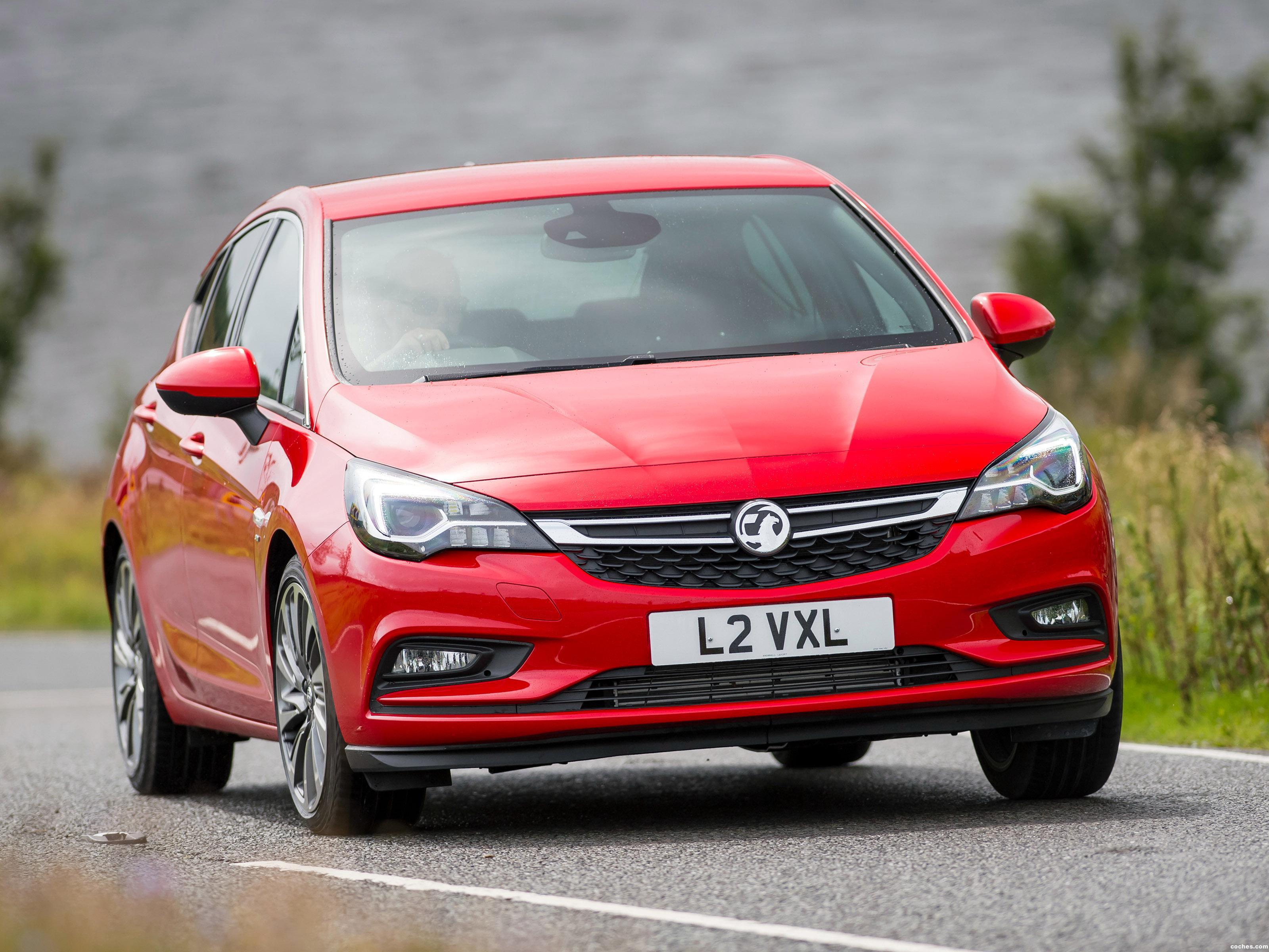 Foto 0 de Vauxhall Astra 2015
