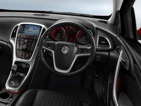Ver foto 9 de Vauxhall Astra GTC 2011