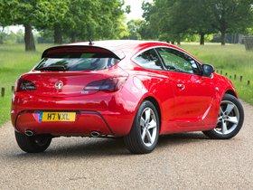 Ver foto 8 de Vauxhall Astra GTC BiTurbo 2013