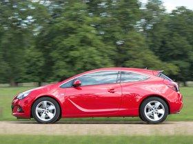 Ver foto 5 de Vauxhall Astra GTC BiTurbo 2013