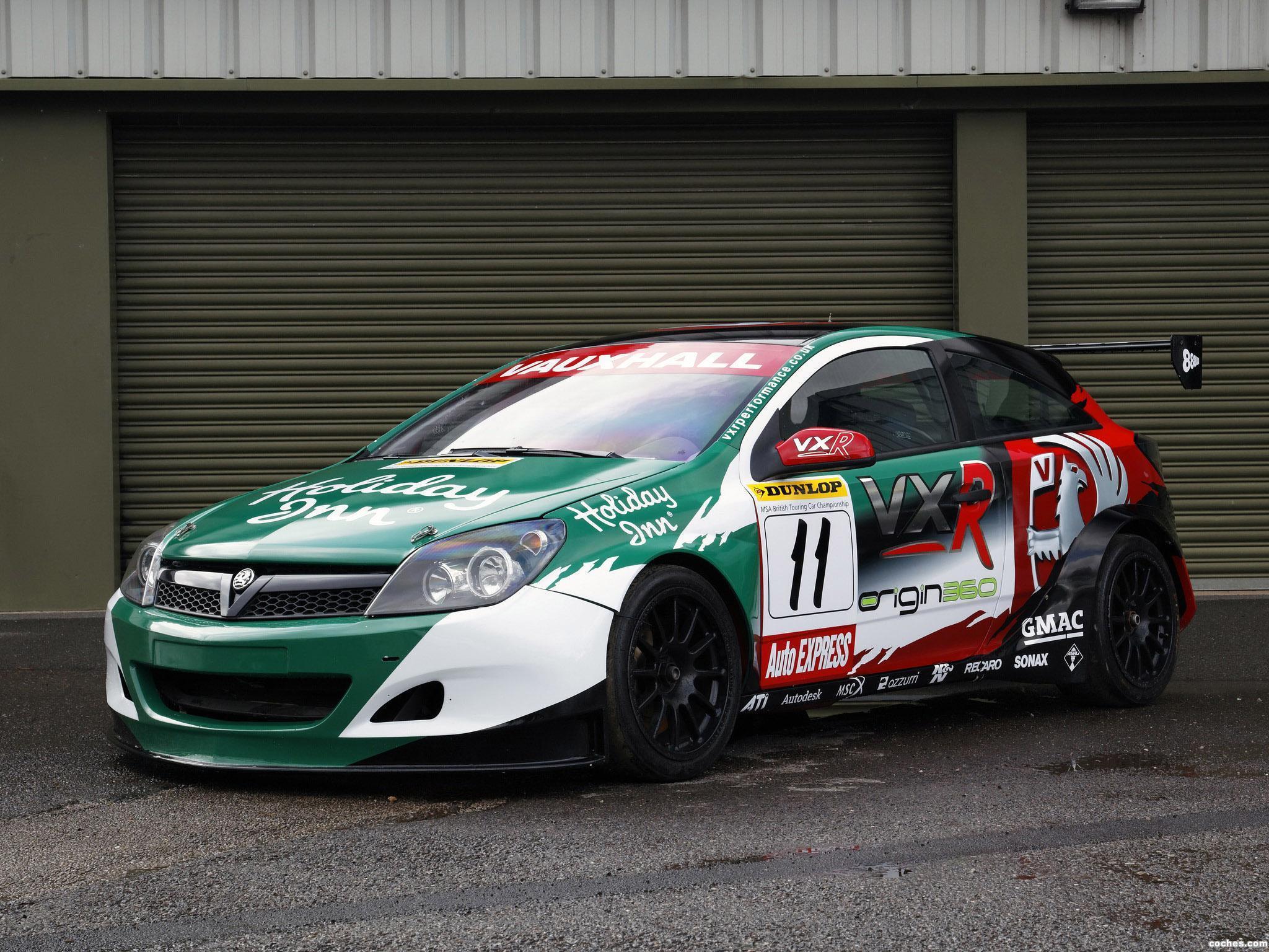 Foto 0 de Vauxhall Astra Sport Hatch BTCC 2005