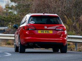 Ver foto 12 de Vauxhall Astra Sports Tourer BiTurbo 2016