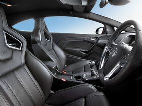 Ver foto 3 de Vauxhall Astra VXR 2012