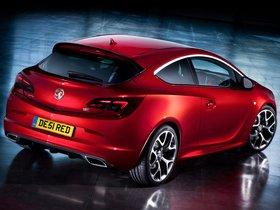 Ver foto 2 de Vauxhall Astra VXR 2012