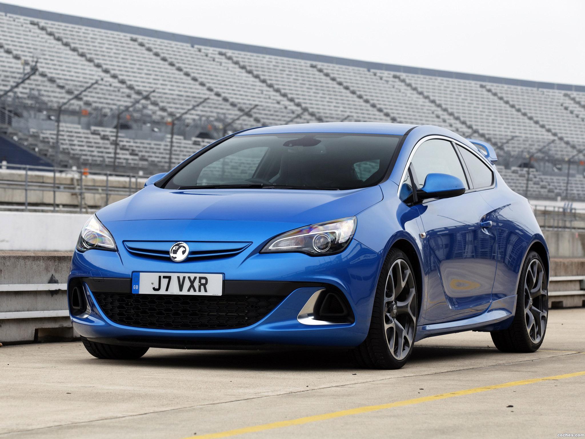 Foto 24 de Vauxhall Astra VXR 2012