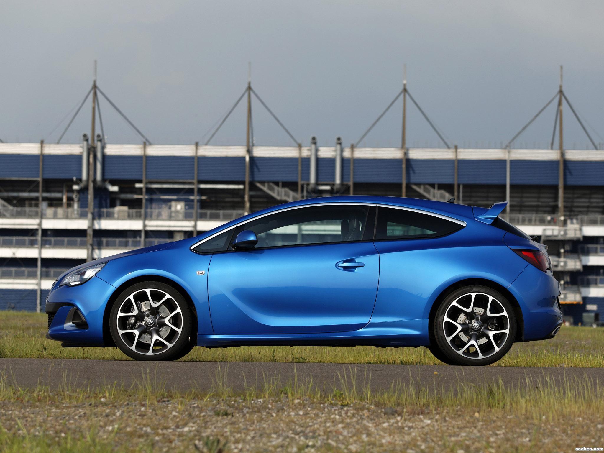 Foto 18 de Vauxhall Astra VXR 2012
