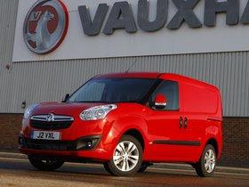 Ver foto 2 de Vauxhall Combo Cargo Ecoflex 2012