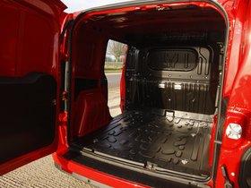 Ver foto 9 de Vauxhall Combo Cargo Ecoflex 2012