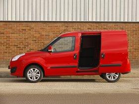 Ver foto 7 de Vauxhall Combo Cargo Ecoflex 2012