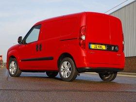 Ver foto 6 de Vauxhall Combo Cargo Ecoflex 2012