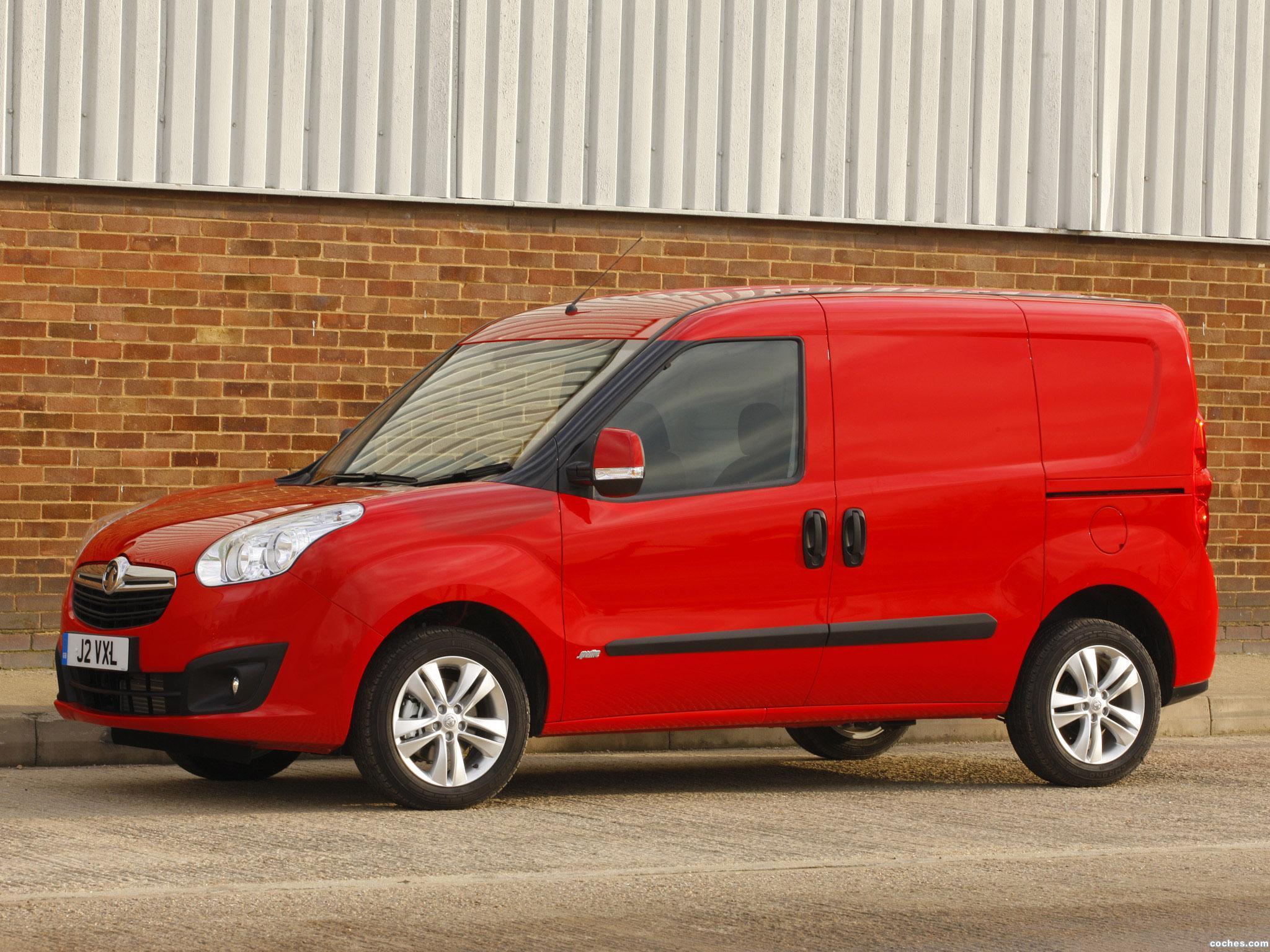 Foto 0 de Vauxhall Combo Cargo Ecoflex 2012