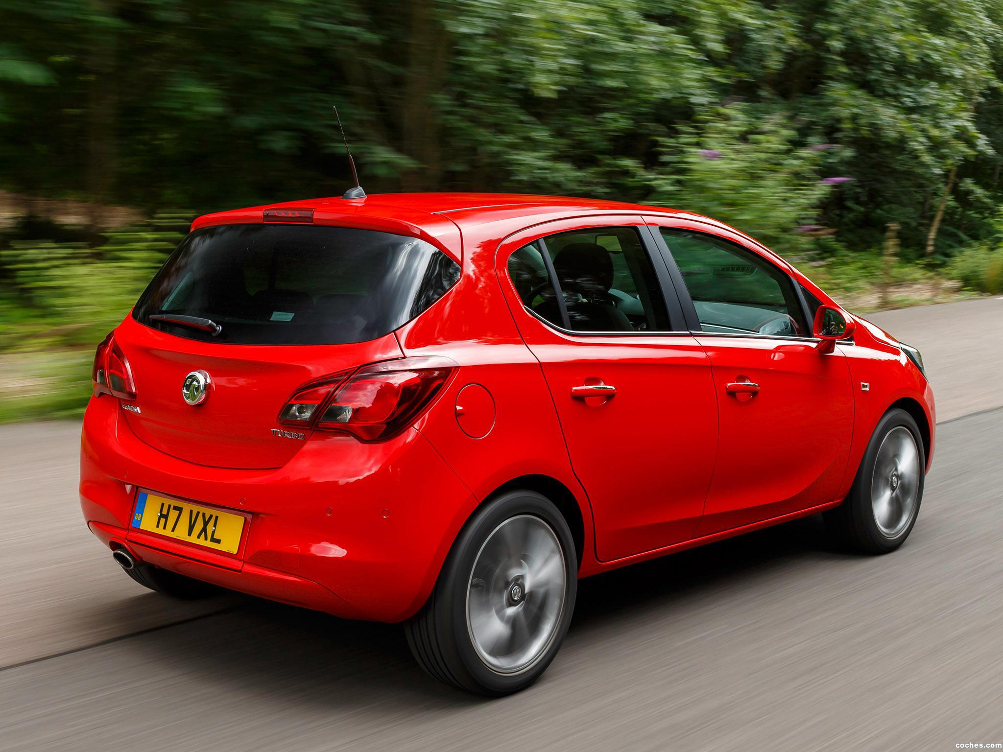 Foto 2 de Vauxhall Corsa 5 puertas 2014