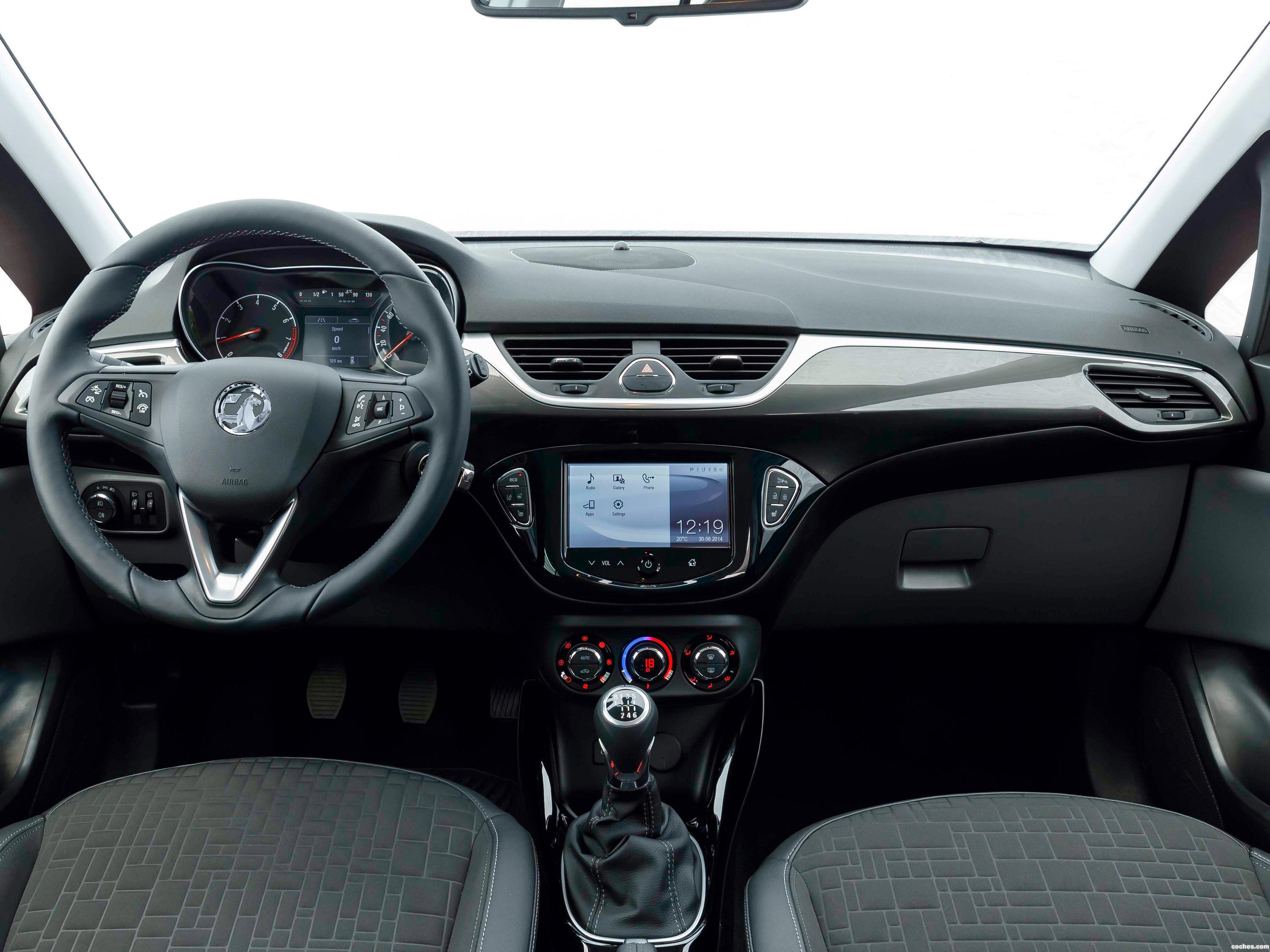 Foto 11 de Vauxhall Corsa 5 puertas 2014