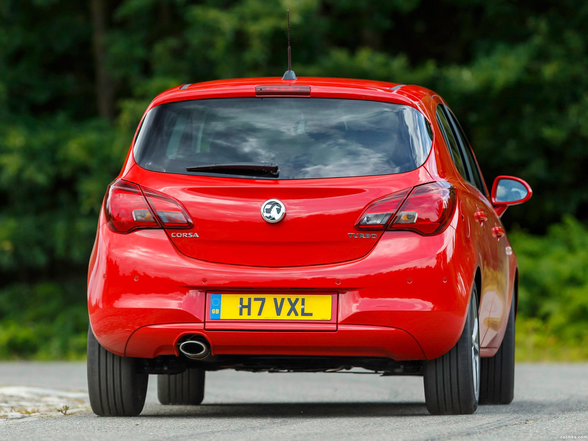 Foto 5 de Vauxhall Corsa 5 puertas 2014