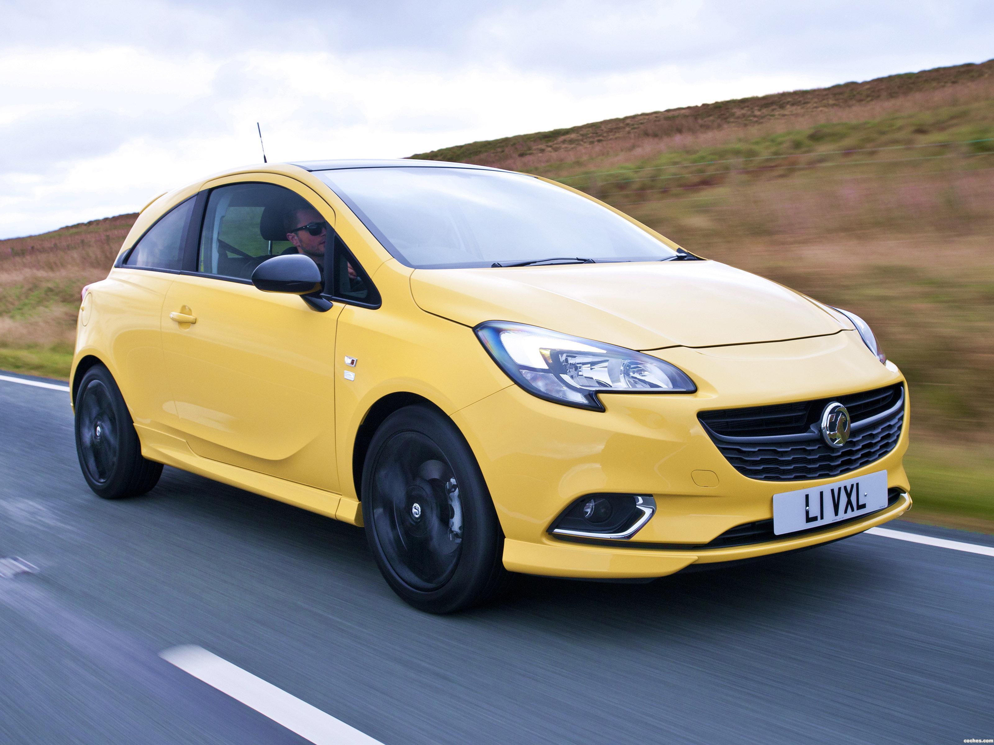Foto 0 de Vauxhall Corsa Limited Edition 3 puertas 2014