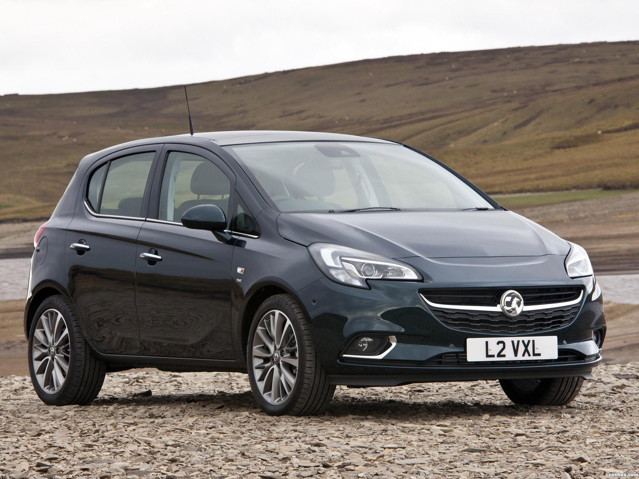 Foto 17 de Vauxhall Corsa SE 5 puertas 2014