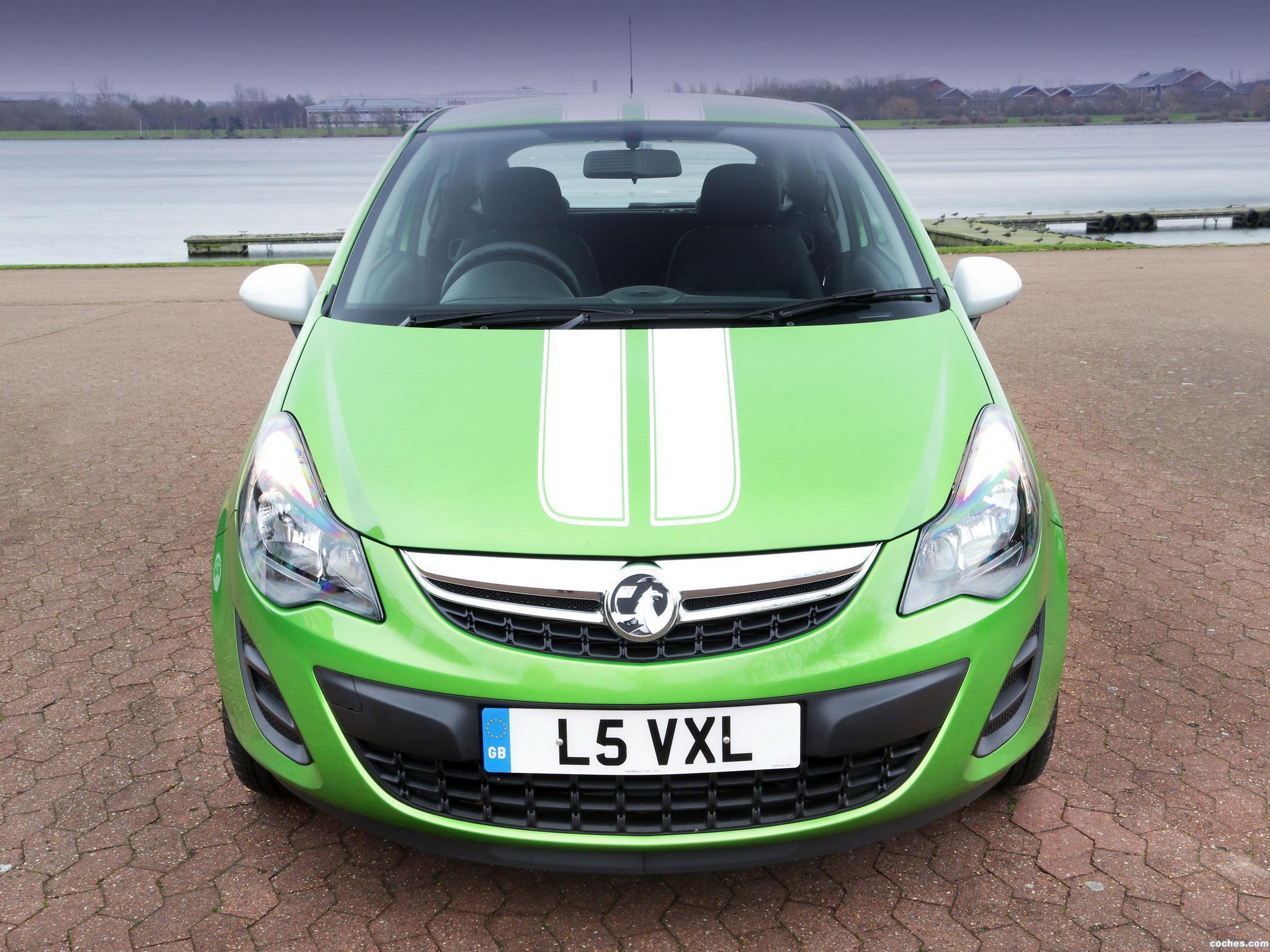 Foto 0 de Vauxhall Corsa Sting 2013
