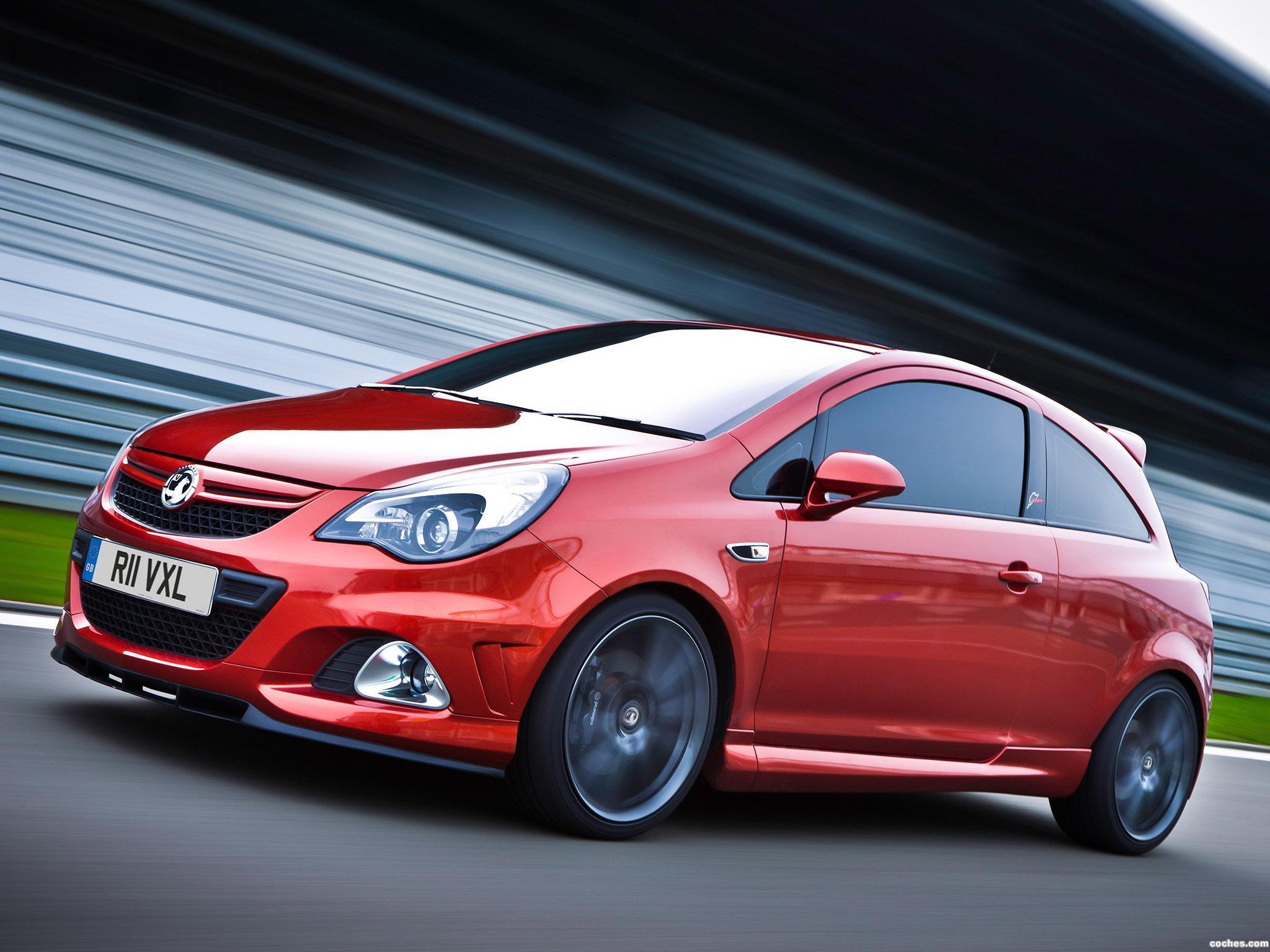 Foto 0 de Vauxhall Corsa VXR 2011