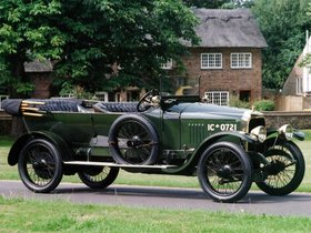 Ver foto 2 de Vauxhall D-Type Army Staff Car 1918