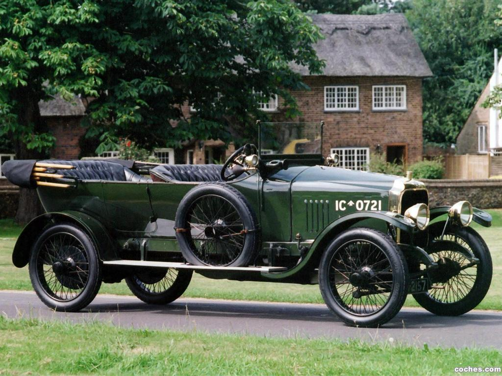 Foto 1 de Vauxhall D-Type Army Staff Car 1918