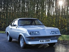 Ver foto 3 de Vauxhall High Performance Firenza 1973