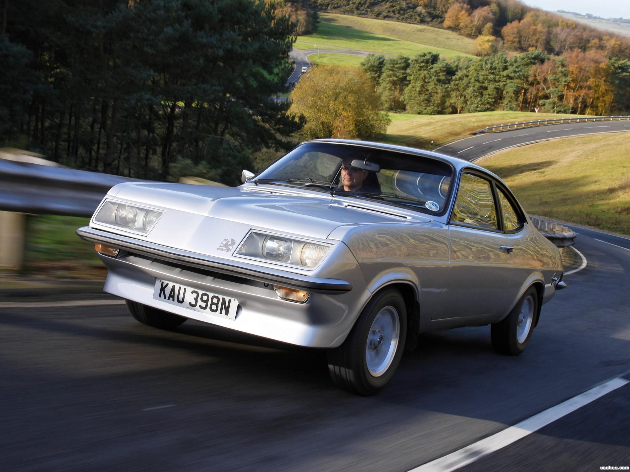 Foto 0 de Vauxhall High Performance Firenza 1973