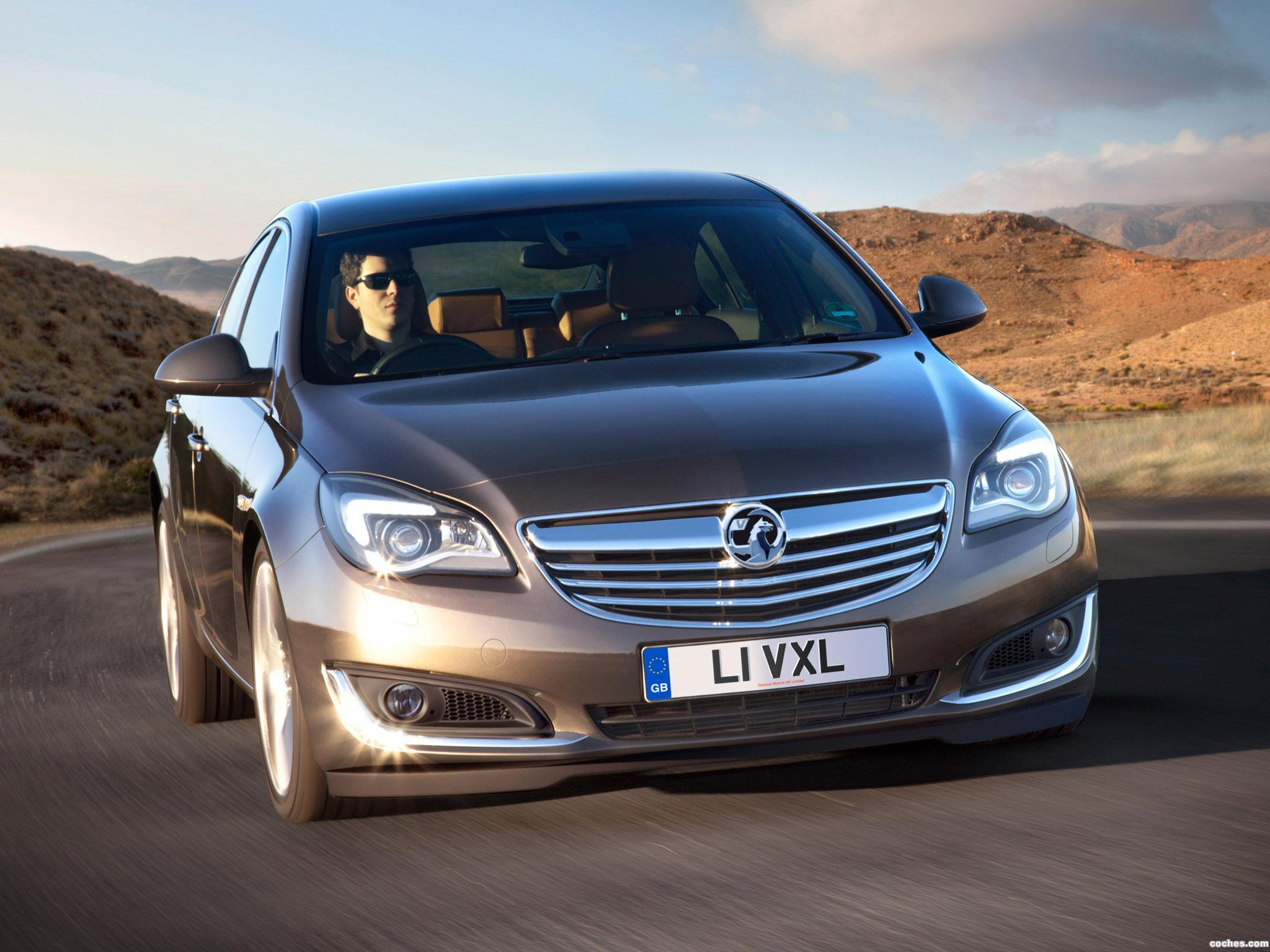 Foto 0 de Vauxhall Insignia 2013