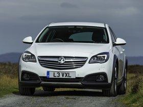 Ver foto 9 de Vauxhall Insignia Country Tourer 2013