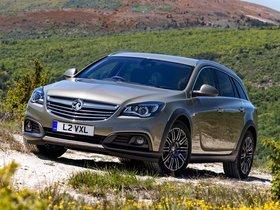Ver foto 1 de Vauxhall Insignia Country Tourer 2013