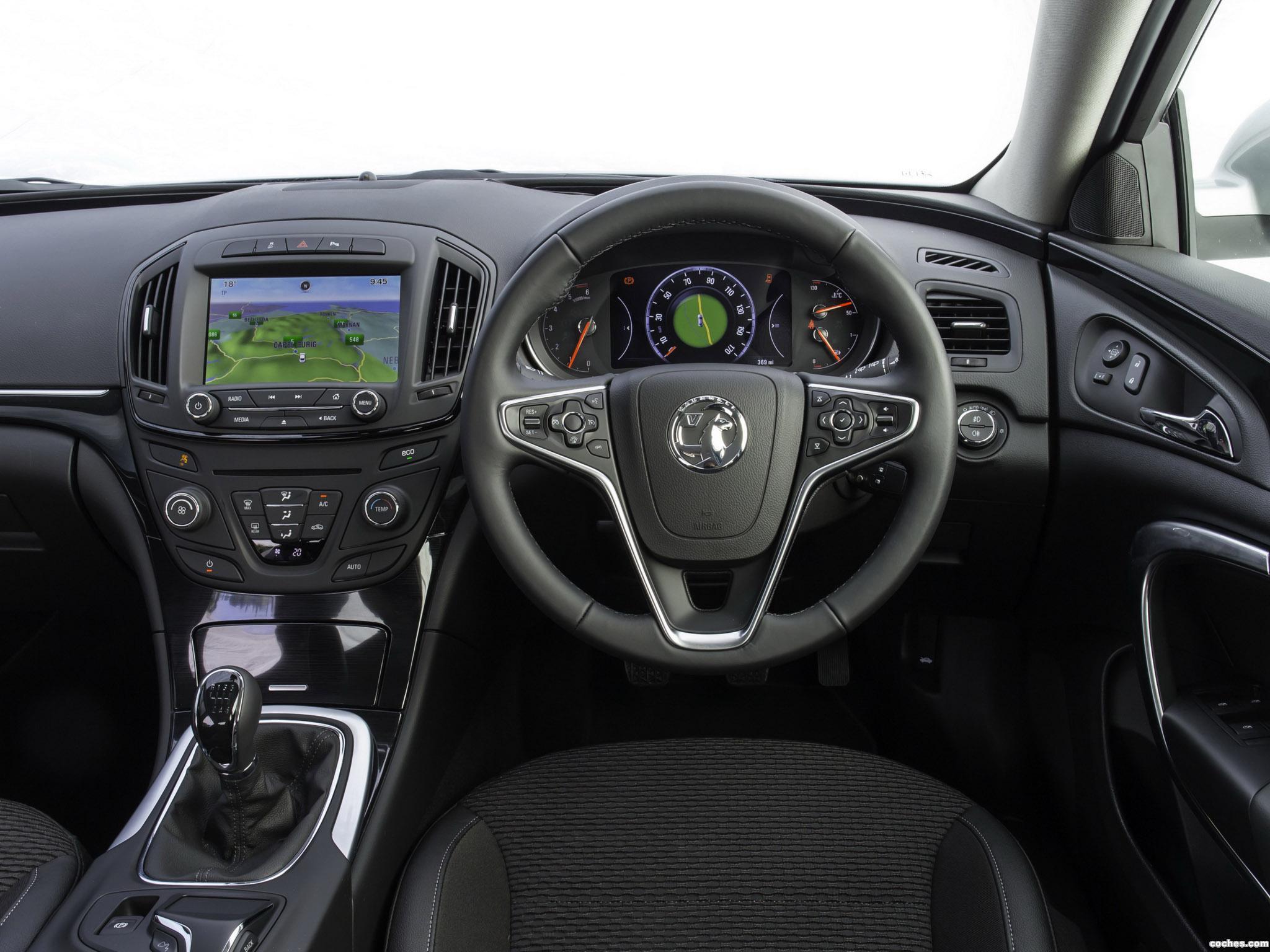 Foto 33 de Vauxhall Insignia Country Tourer 2013