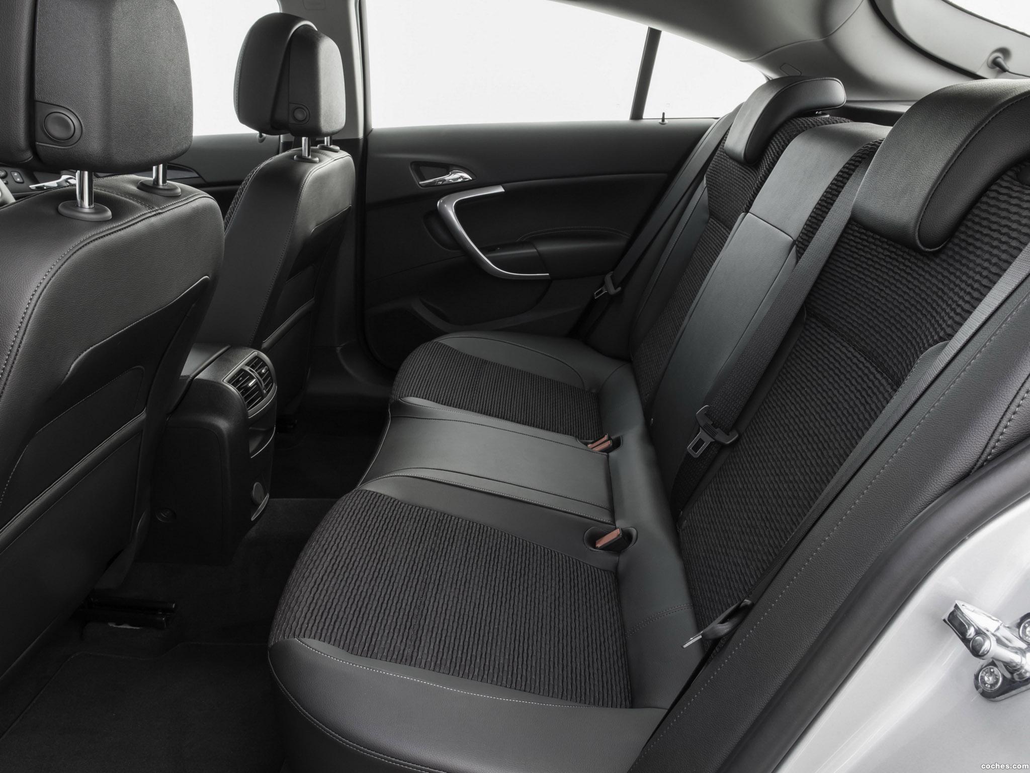 Foto 31 de Vauxhall Insignia Country Tourer 2013