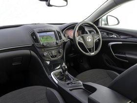 Ver foto 20 de Vauxhall Insignia EcoFLEX Hatchback 2013