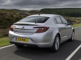 Ver foto 7 de Vauxhall Insignia EcoFLEX Hatchback 2013