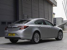 Ver foto 5 de Vauxhall Insignia EcoFLEX Hatchback 2013