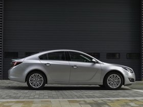 Ver foto 3 de Vauxhall Insignia EcoFLEX Hatchback 2013