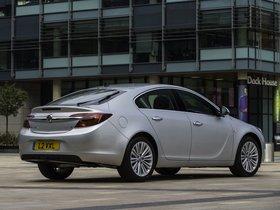 Ver foto 2 de Vauxhall Insignia EcoFLEX Hatchback 2013