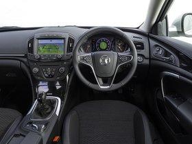 Ver foto 19 de Vauxhall Insignia EcoFLEX Hatchback 2013