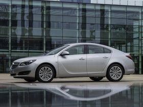 Ver foto 15 de Vauxhall Insignia EcoFLEX Hatchback 2013