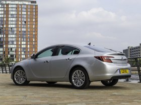 Ver foto 14 de Vauxhall Insignia EcoFLEX Hatchback 2013