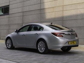 Ver foto 12 de Vauxhall Insignia EcoFLEX Hatchback 2013