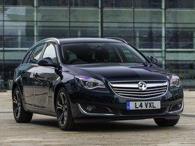 Ver foto 7 de Vauxhall Insignia Sports Tourer 2013