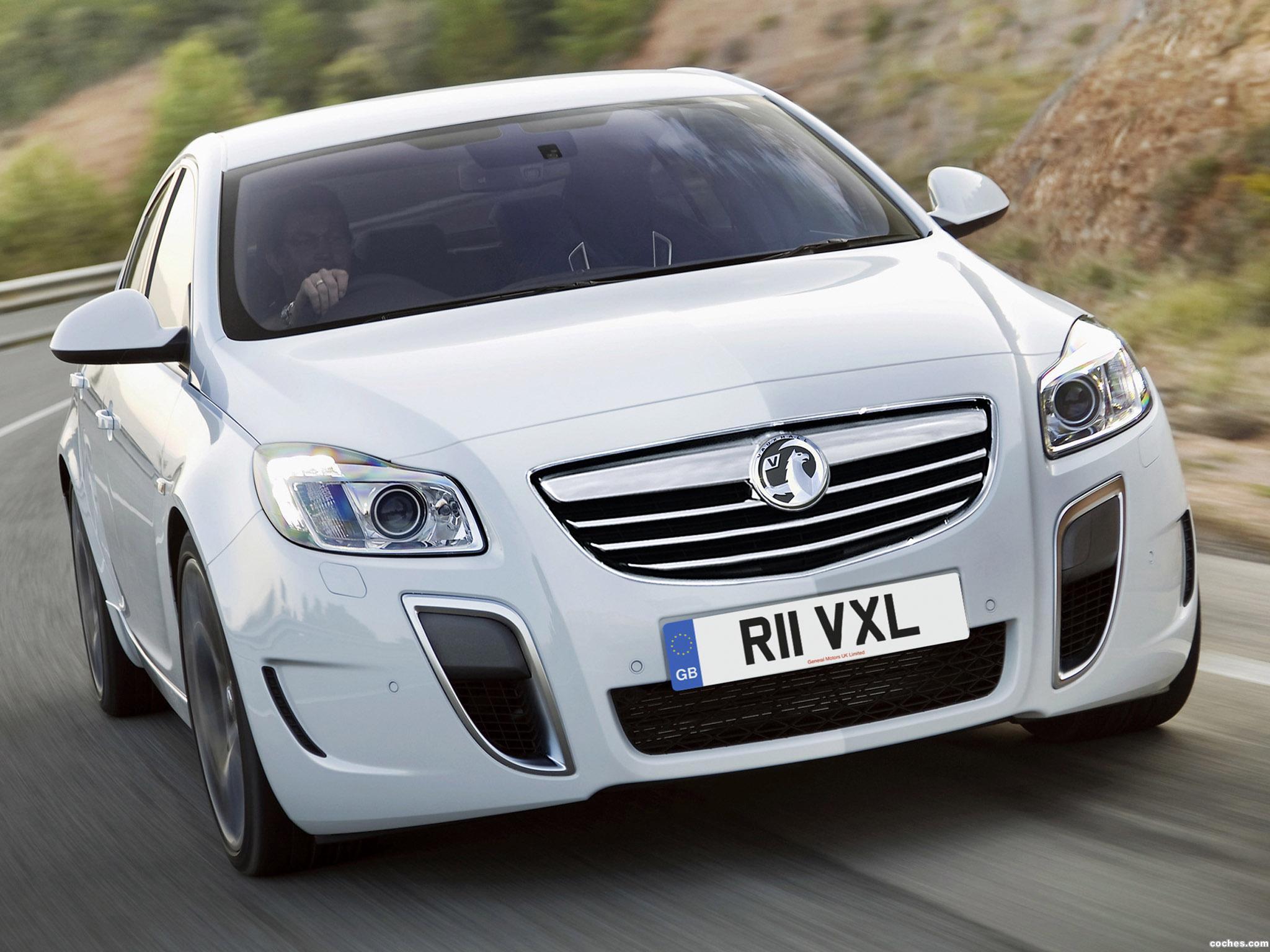 Foto 0 de Vauxhall Insignia VXR 2009
