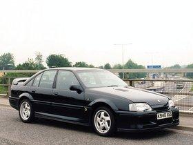 Ver foto 6 de Vauxhall Lotus Carlton 1990