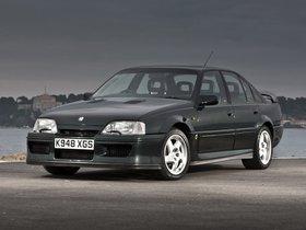Ver foto 4 de Vauxhall Lotus Carlton 1990