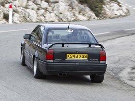 Ver foto 9 de Vauxhall Lotus Carlton 1990