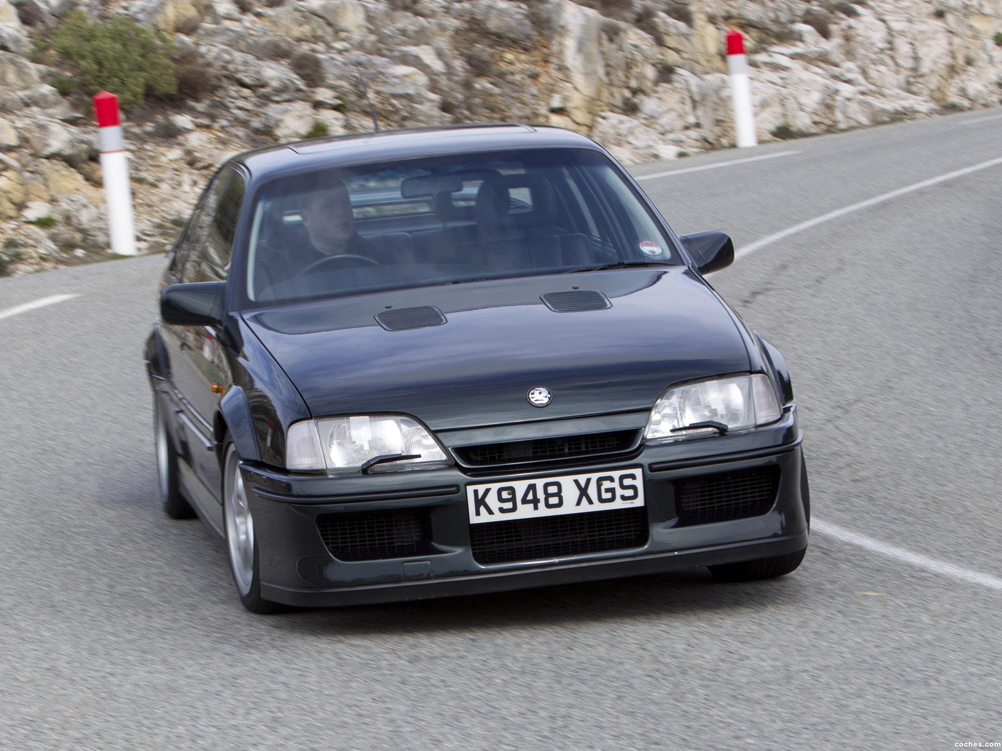 Foto 0 de Vauxhall Lotus Carlton 1990