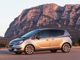 Ver foto 4 de Vauxhall Meriva 2014