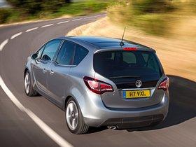 Ver foto 2 de Vauxhall Meriva 2014